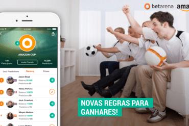 Betarena Amazon CUP Prognósticos e Palpites
