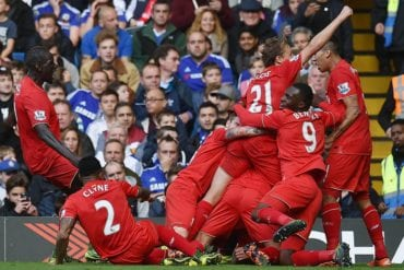 Prognóstico Chelsea vs Liverpool