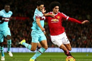 Prognóstico West Ham United vs Manchester United