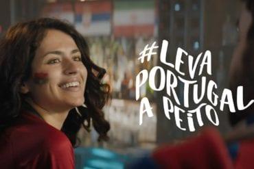 Vídeo de Portugal para o Mundial 2018 da Galp