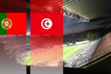 Prognóstico Portugal vs Tunisia