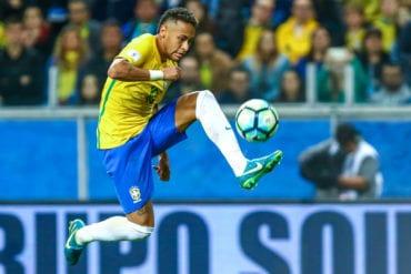 Apostas Mundial 2018 - Brasil