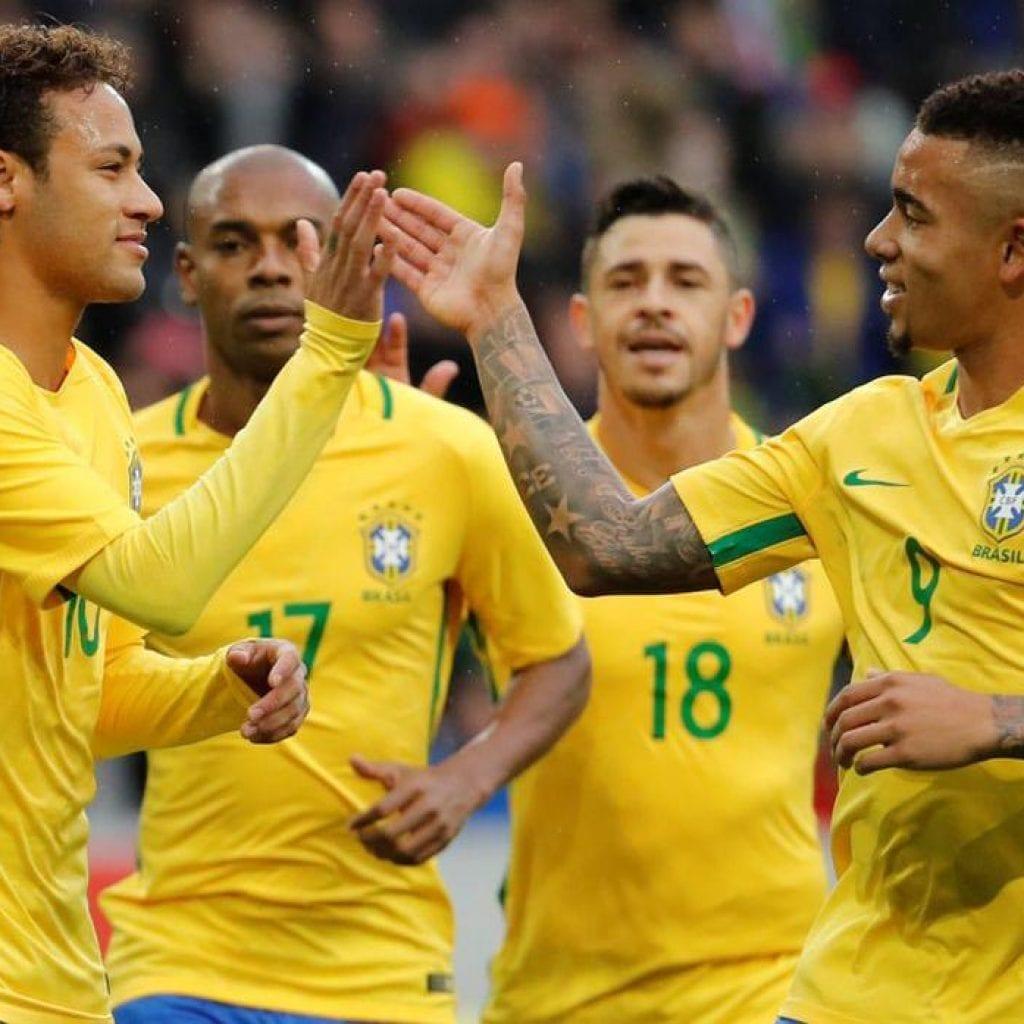 Brasil na Copa do Mundo de 2018