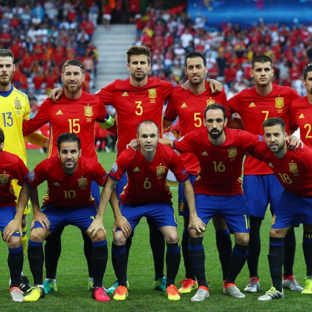 Mundial 2018 Espanha