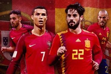 Prognóstico Portugal vs Espanha