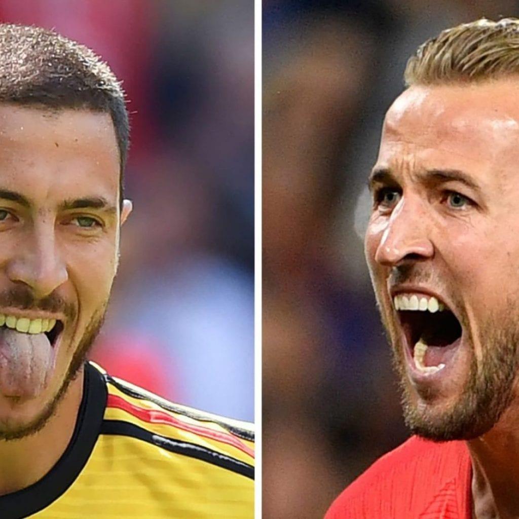 Palpite de aposta Bélgica vs Inglaterra