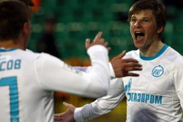 Prognóstico Rubin Kazan vs Zenit St. Petersburg
