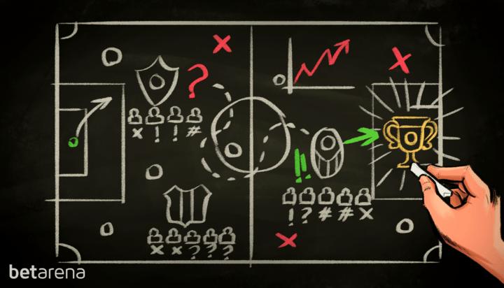 mercados em futebol para uma aposta ganha