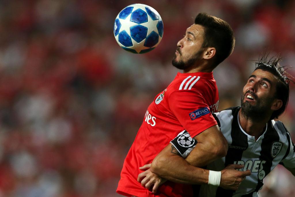 Prognóstico PAOK vs Benfica