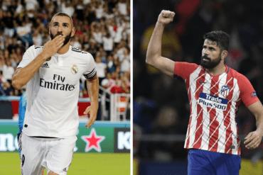 Prognóstico Real Madrid vs Atlético de Madrid