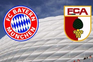 Palpite de aposta Bayern Munique vs Augsburg