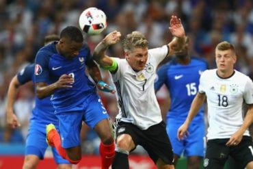 Prognóstico Alemanha vs França