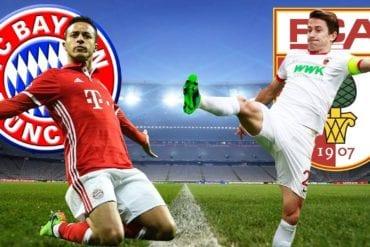 Prognóstico Bayern Munique vs Augsburg