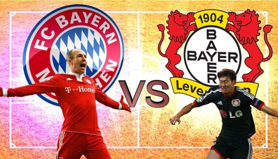 Prognóstico Bayern vs Bayer Leverkusen