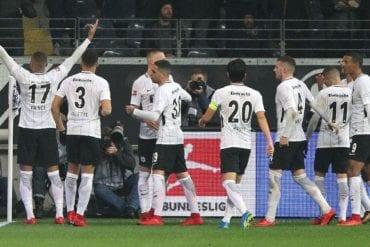 Prognóstico Borussia Monchengladbach vs Frankfurt