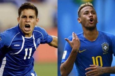 Prognóstico Brasil vs El Salvador