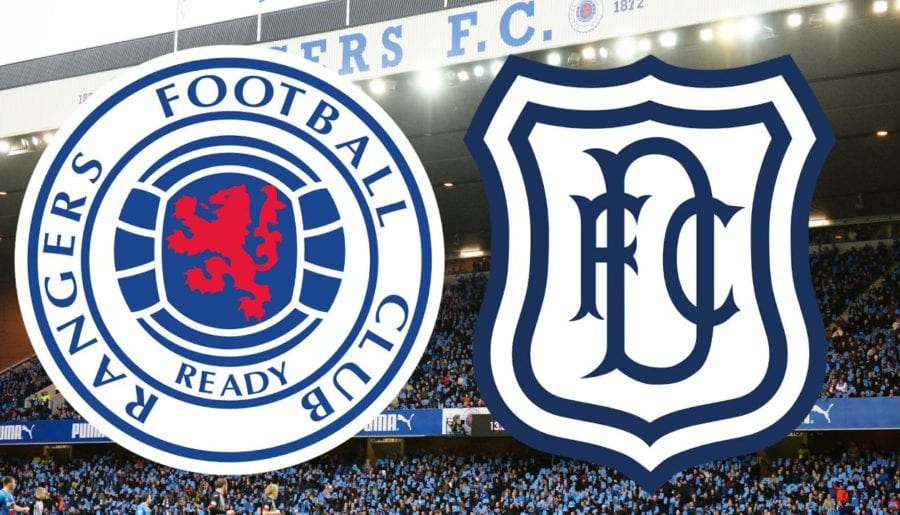 Prognóstico Rangers vs Dundee FC