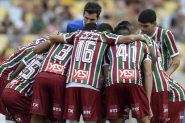 Fluminense x Atlético MG