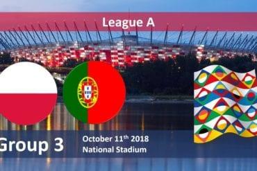 Prognóstico Polónia vs Portugal