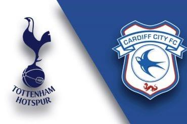 Prognóstico Tottenham Hotspur vs Cardiff City