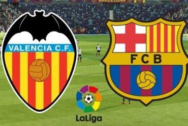 Prognóstico Valencia vs Barcelona