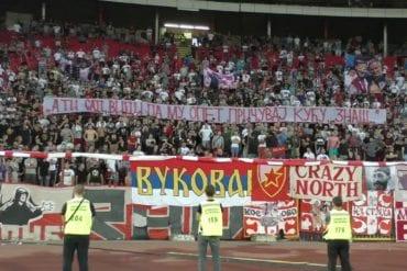 Dinamo Vranje vs Crvena Zvezda