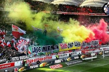 Estugarda vs Frankfurt