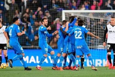 Palpite Getafe x Valencia