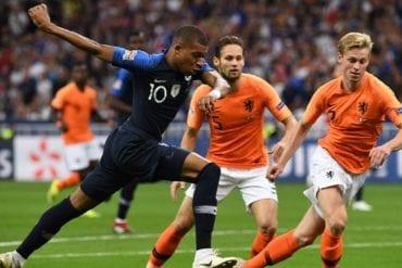 Holanda vs França