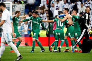 Leganes x Deportivo Alaves