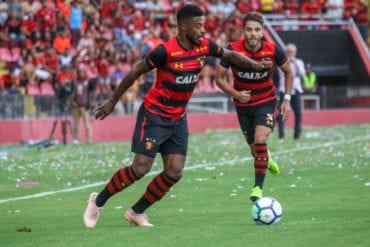 São Paulo x Sport Recife