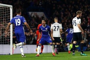 Tottenham Hotspur x Chelsea