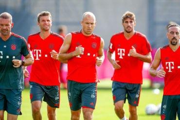 Bayern de Munique x Nuremberg