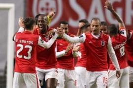 Braga x Feirense