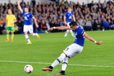 Burnley x Everton