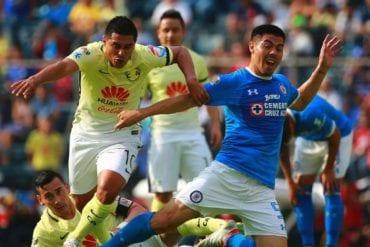 Cruz Azul x CF América