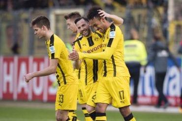Dortmund x Freiburg