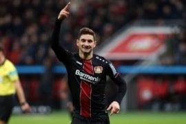 Eintracht x Bayer Leverkusen