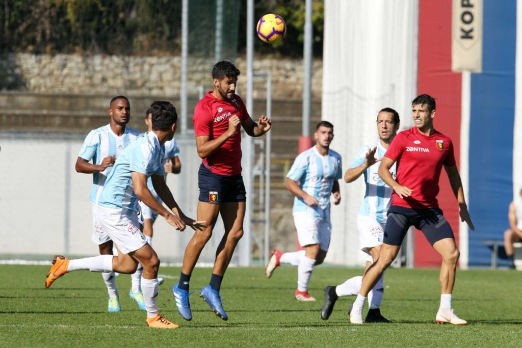 Génova x Virtus Entella