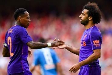 Liverpool x Napoli