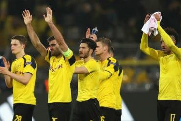 Mónaco vs Dortmund
