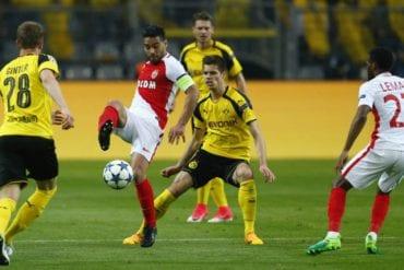 Mónaco x Dortmund