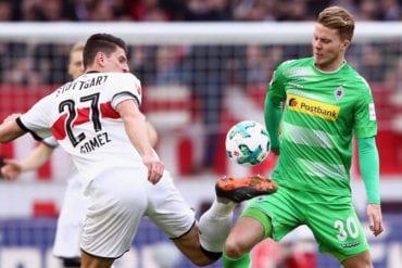 Mönchengladbach x Stuttgart