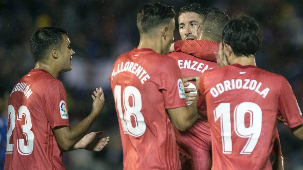 Real Madrid x Melilla