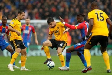 Wolverhampton x Crystal Palace