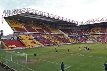 Bradford x Southend