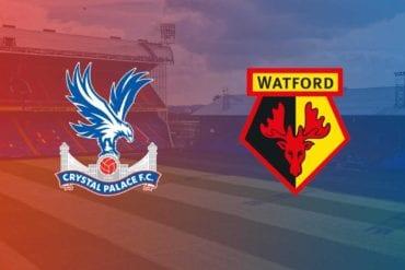 Crystal Palace x Watford