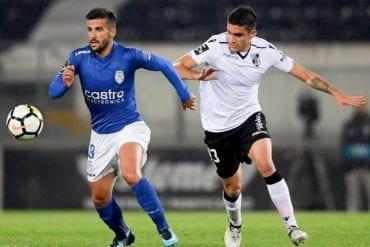 Feirense vs Guimarães