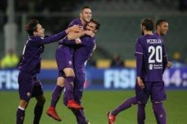 Fiorentina x Sampdoria
