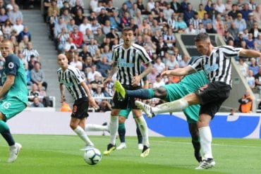 Newcastle x Cardiff